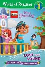 World Of Reading Lego Disney Princess: Lost & Found (level 1)