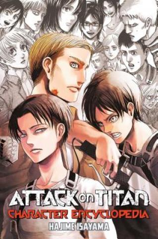 Attack On Titan Character Encyclopedia