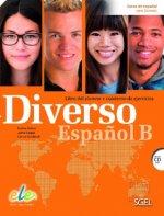 Diverso Español B, Libro del alumno + Cuaderno de ejercicios + MP3-CD