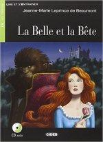 Belle Et La Bete - Book & CD