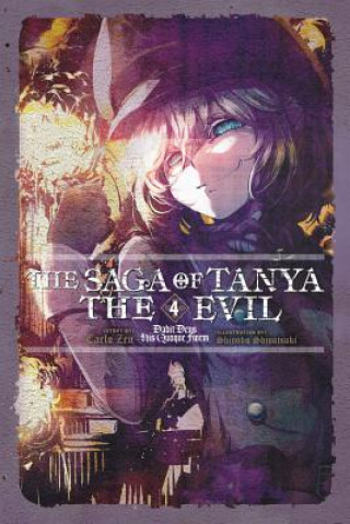 Saga of Tanya the Evil, Vol. 4 (light novel)