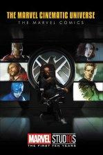 Marvel Cinematic Universe: The Marvel Comics Omnibus