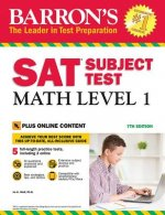 SAT Subject Test: Math Level 1 with Online Tests