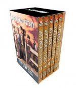 Attack On Titan Season 3 Part 1 Manga Box Set