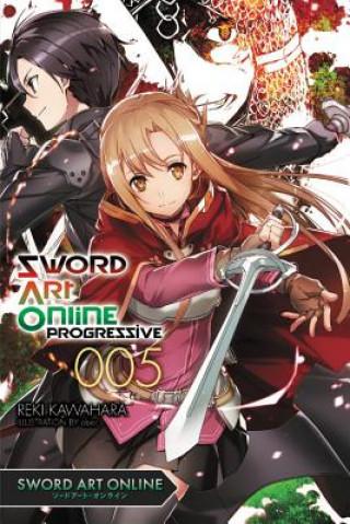 Sword Art Online Progressive, Vol. 5 (light novel)