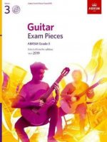Guitar Exam Pieces from 2019, ABRSM Grade 3, with CD