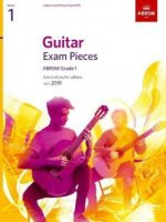 Guitar Exam Pieces from 2019, ABRSM Grade 1