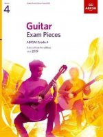 Guitar Exam Pieces from 2019, ABRSM Grade 4