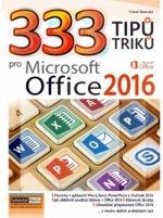 333 tipů a triků pro MS Office 2016
