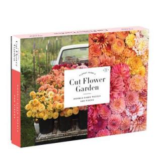 Floret Farm's Cut Flower Garden 2-Sided 500 Piece Puzzle