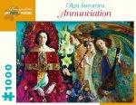 Olga Suvorova Annunciation 1000-Piece Jigsaw Puzzle