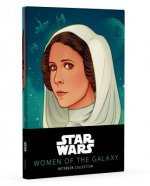 Star Wars (R): Women of the Galaxy Notebook Collection
