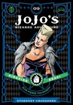 JoJo's Bizarre Adventure: Part 3--Stardust Crusaders, Vol. 9