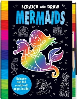 Scratch and Draw Mermaids