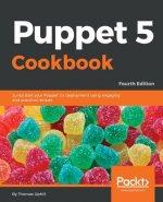 Puppet 5 Cookbook