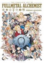 Complete Art of Fullmetal Alchemist