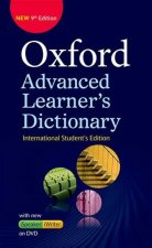 Oxford Advanced Learner's Dictionary International Student's Edition + DVD-ROM Pack (9th)