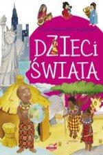 Moja pierwsza książka Dzieci świata