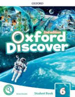 Oxford Discover: Level 6: Student Book Pack