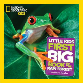 Little Kids First Big Book of The Rainforest