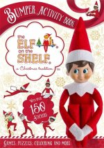 Elf on the Shelf Bumper Activity Book