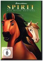 Spirit - Der wilde Mustang, 1 DVD