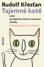 Tajemné kotě aneb 95 fejetonů, které se autorovi okotily