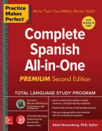 Practice Makes Perfect: Complete Spanish All-in-One, Premium Second Edition