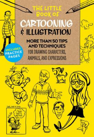 Little Book of Cartooning & Illustration