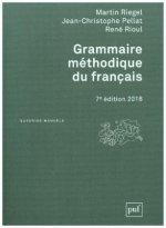 Grammaire Methodique du Francais