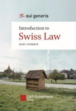 Introduction to Swiss Law (Pb.)