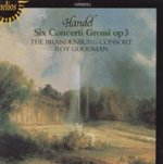 Handel: Concerti Grossi Op.3 (The Brandenburg Consort / Roy Goodm