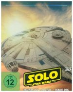 Solo: A Star Wars Story 3D, 3 Blu-ray (Steelbook Edition)