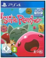 Slime Rancher, 1 PS4-Blu-ray Disc