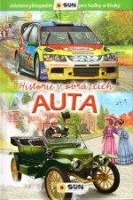 Auta Historie v obrázcích
