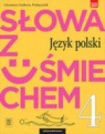 Słowa z uśmiechem 4 Literatura i kultura Podręcznik
