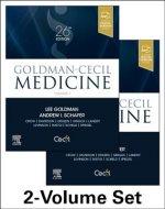 Goldman-Cecil Medicine International Edition, 2-Volume Set