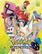 Pokemon: Sun & Moon, Vol. 3
