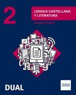 Inicia Dual Lengua Castellana y Literatura. 2.º Bachillerato
