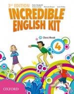 Incredible English Kit 4: Class Book 3rd Edition