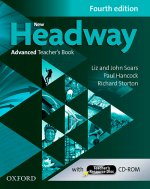 New Headway Advanced Teachers Book & Teachers Resource CD-Ro