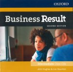 Business Result: Intermediate: Class Audio CD