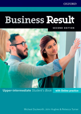 Business Result: Upper-intermediate: Student's Book with Online Practice