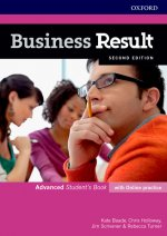 Business Result: Advanced: Student's Book with Online Practice