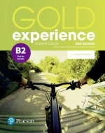 Gold Experience 2nd Edition B2 Student's Book with Online Practice Pack