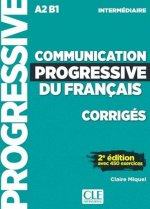 COMMUNICATION PROGRESSIVE DU FRANÇAIS INTERMEDIAIRE CORRIGES