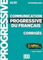COMMUNICATION PROGRESSIVE DU FRANÇAIS INTERMEDIAIRE CORRIGES