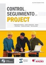 Control y Seguimiento con Project