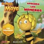 La abeja maya. Aprendo los números