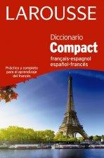 DICCIONARIO COMPACT ESPAÑOL-FRANCÈS/FRANçAIS-ESPAGNOL